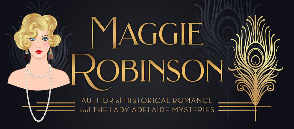 Maggie Robinson | Author of Historical Romance and the Lady Adelaide Mysteries