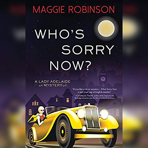 Who's Sorry Now Audio